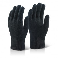 Acrylic Glove Black
