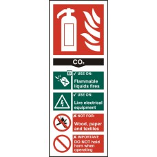 Fire Extinguisher Co2 Sav(Pk5)