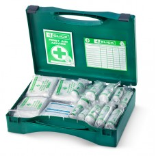 50 Person First Aid Kit Box