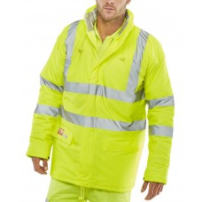 Fire Retardant Anti-Static Padded Jacket