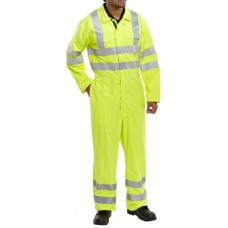 Fire Retardant Anti-Static Hi-Vis Boilersuit