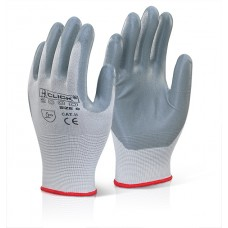 Nitrile Foam Polyester Glove