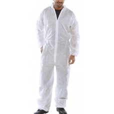 Poly Prop Disposable Suit