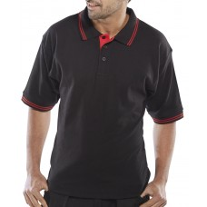 Click Two Tone Polo Shirt