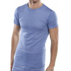 Thermal Short Sleeve Vest