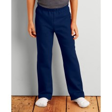 Children's Heavy Blend Open Bottom Sweatpant