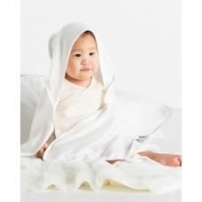 Babybugz Baby Organic Hooded Blanket