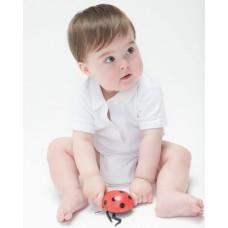 Babybugz Organic Polo Bodysuit