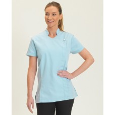 Dennys Ladies Zip Beauty Tunic