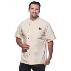 Karlowsky Gustav S/Sleeve Chefs Jacket