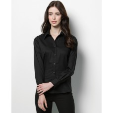 Ladies' Long Sleeved Bar Shirt