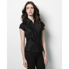 Ladies' Cap Sleeve Bar Shirt