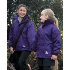Children's Reversible Storm Stuff Jacket
