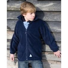 Children's Full Zip Active Fleece Jacket