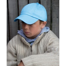 Childrens Low Profile Cotton Cap