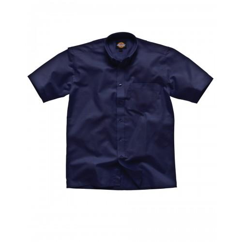 Short Sleeve Cotton Polyester Oxford Shirt Wolverhampton