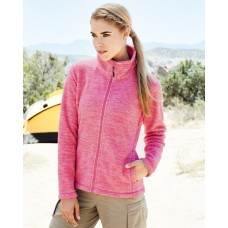 Active Melange Fleece Jacket
