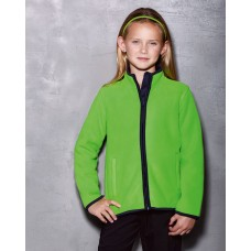 Active Childrens Teddy Fleece Jacket