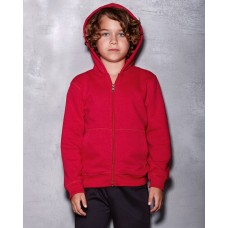 Active Childrens Sweat Jacket