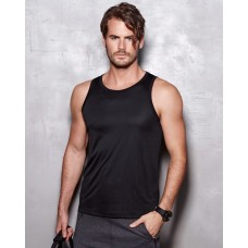 Active Mens Sport Vest Top