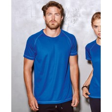 Active Mens 140 Raglan T-Shirt